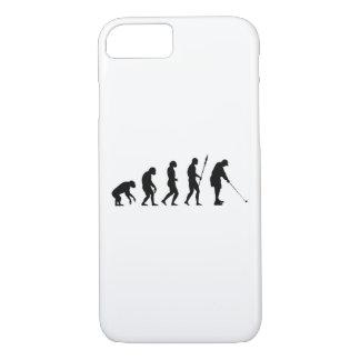 golf swing evolution 2 iPhone 7 case