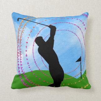 Golf Swing Pillows
