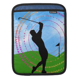 Golf Swing Sleeve For iPads