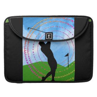 Golf Swing Sleeve For MacBook Pro