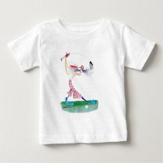golf swing, tony fernandes shirt