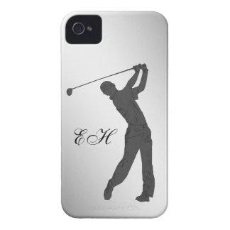 Golf Swinger Customizable Case-Mate iPhone 4 Case