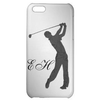 Golf Swinger Customizable iPhone 5C Covers