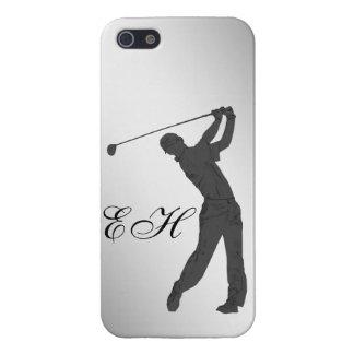 Golf Swinger Customizable iPhone SE/5/5s Case