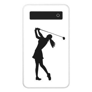 Golf Swinger, Female,  Customizable Power Bank