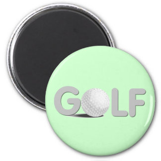 GOLF t-shirts and Gifts Magnet