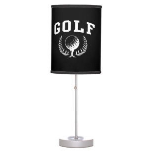 Golf table pendant lamps zazzle golf table lamp aloadofball Gallery