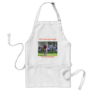 "Golf Tahoe APRON ""Golfing in Tahoe Collection"""