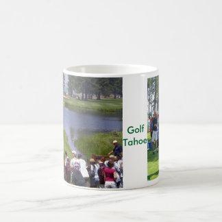 """Golf Tahoe Mug - """"Golfing in Tahoe Collection"""""""
