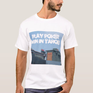 """Golf Tahoe T-Shirt """"Golfing in Tahoe Collection"""""""