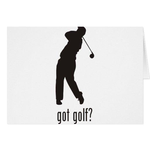 Golf Tarjeton