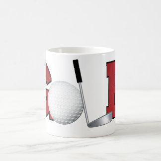 Golf Tazas De Café
