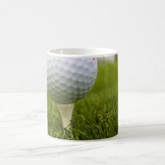 Golf Tee Design Ceramic Mug