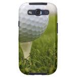 Golf Tee Design  Samsung Galaxy Case Samsung Galaxy SIII Cover
