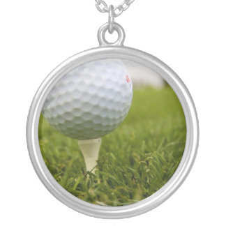 Golf Tee Necklace