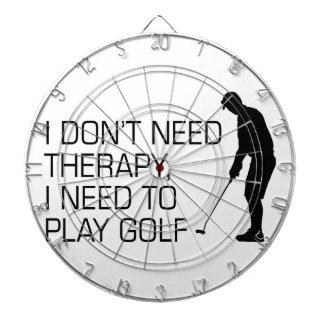 Golf Therapy Dart Board