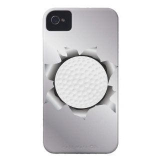 golf thru metal sheet Case-Mate iPhone 4 case