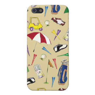 Golf Toss iphone case