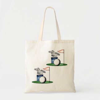 """#Golf"" Tote Bag"