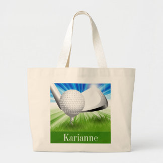Golf Tote Bag