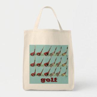 Golf tote. tote bag