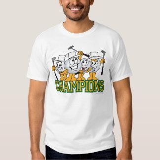Golf Tournament Champions Prize Tee Shirt