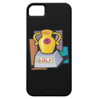 Golf Trophy iPhone 5 Case