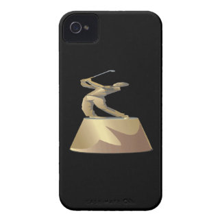 Golf Trophy iPhone 4 Case-Mate Cases