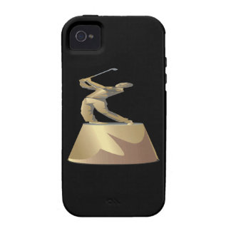 Golf Trophy Vibe iPhone 4 Case