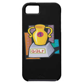 Golf Trophy iPhone 5 Cover