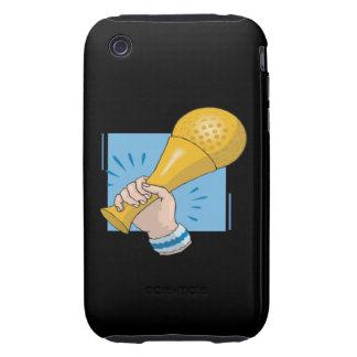 Golf Trophy iPhone 3 Tough Case