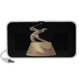 Golf Trophy iPod Speaker