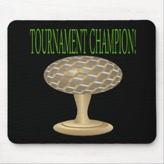 Golf Trophy Mousepad
