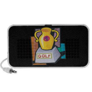 Golf Trophy iPhone Speaker
