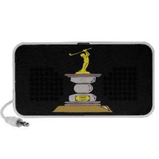 Golf Trophy Speaker