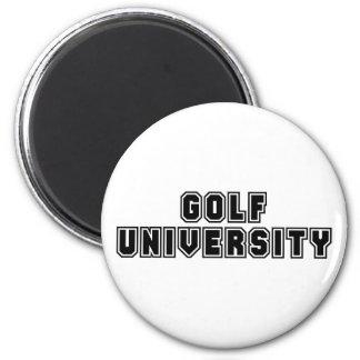 Golf University Refrigerator Magnets