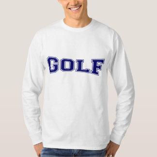 Golf University Style T-Shirt