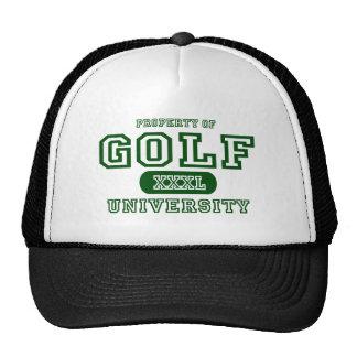 Golf University Trucker Hat