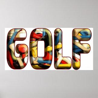GOLF (v2) Póster