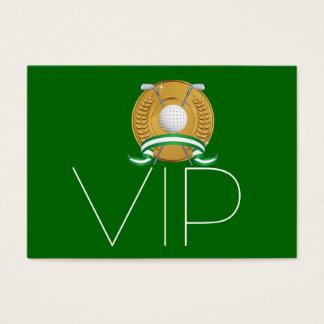 Golf VIP Card - SRF