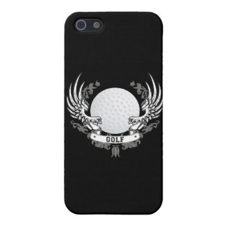 Golf Wings iPhone 5/5S Covers