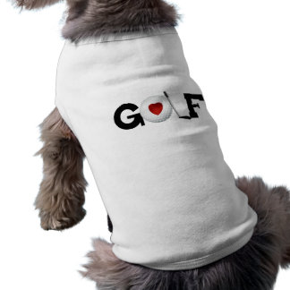 Golf With Golf Ball Tshirts and Gifts