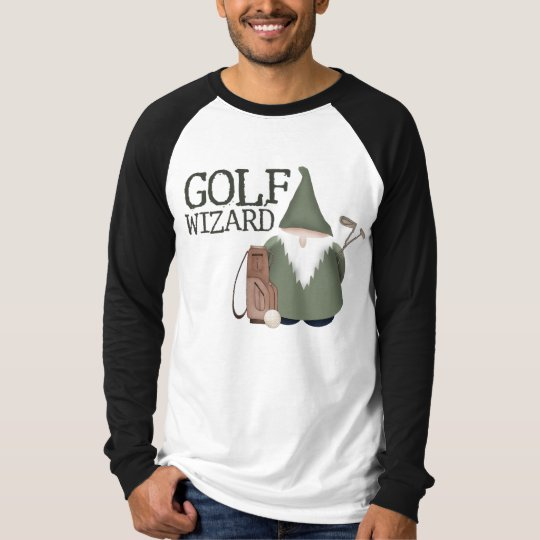Golf  Wizard T-Shirt