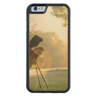 Golf Carved® Maple iPhone 6 Bumper Case