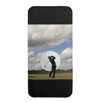 Golfing World Personalized Phone Cases