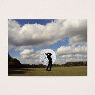 Golf World Business Card
