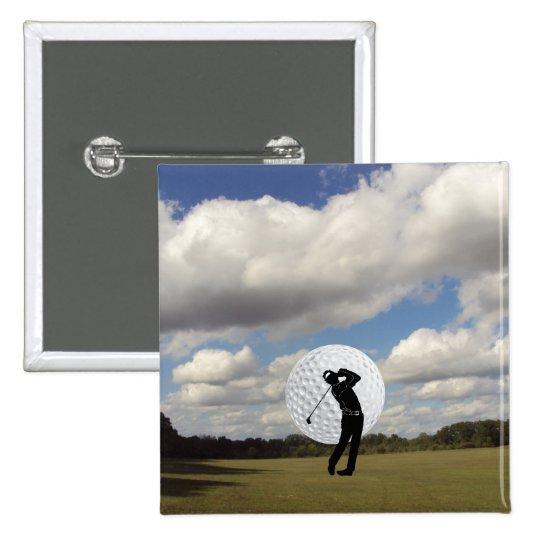 Golf World Button
