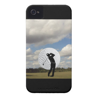 Golf World Case-Mate iPhone 4 Case