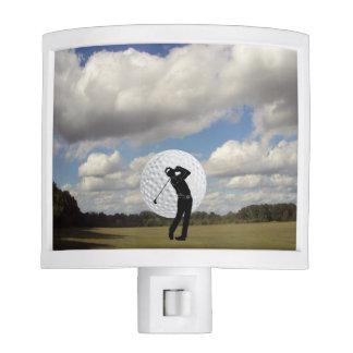 Golf World Night Light