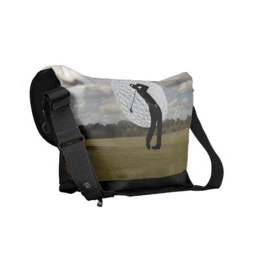 Golf World Commuter Bag